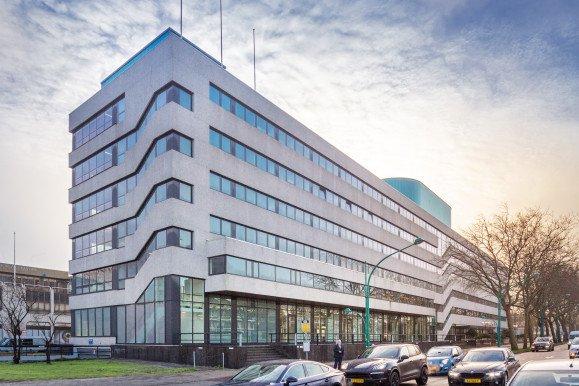 Verduurzaming bestaand kantoorpand Metropolitan Zuidas naar ontwerp van Heembouw Architecten