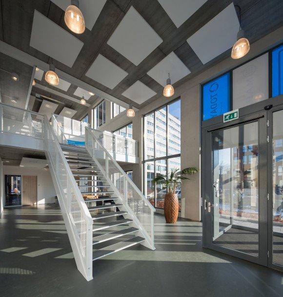 Maatwerk kantoor Computerlaan Delft
