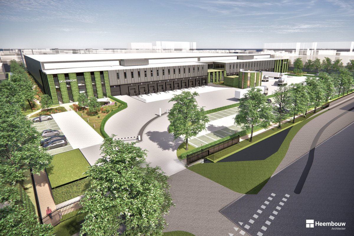 Union Investment partners with STELLAR DEVELOPMENT on a speculative logistics portfolio in the Netherlands