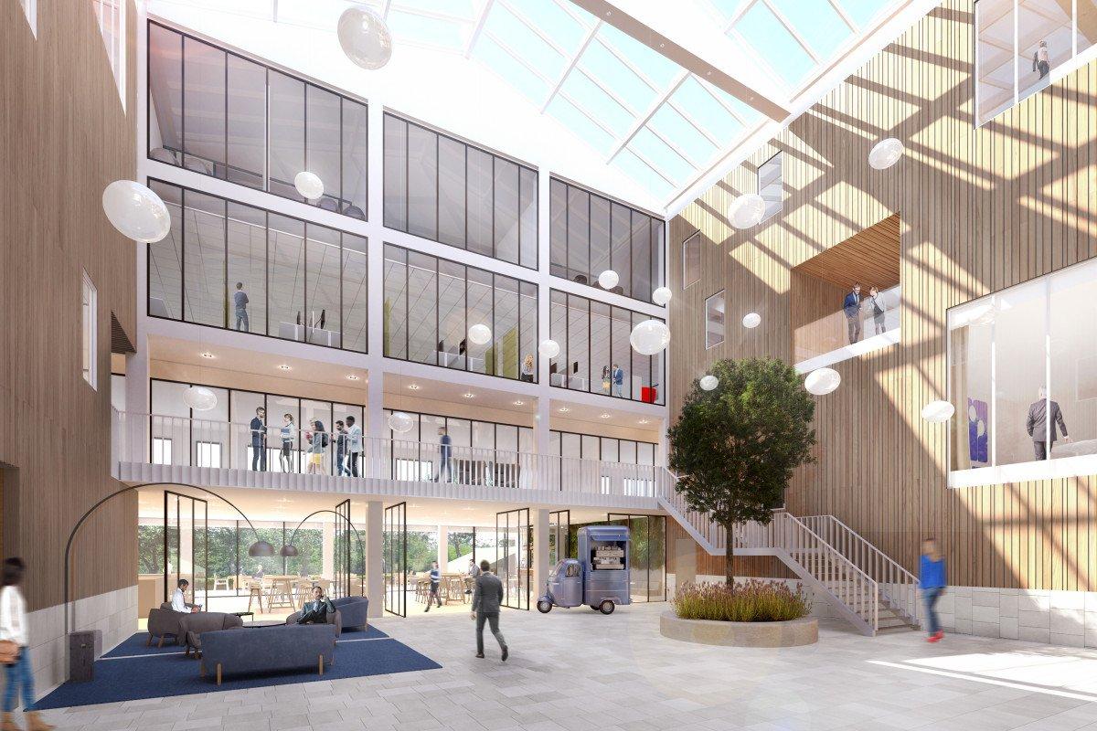 NVM Utrecht Heembouw Architecten Papendorp