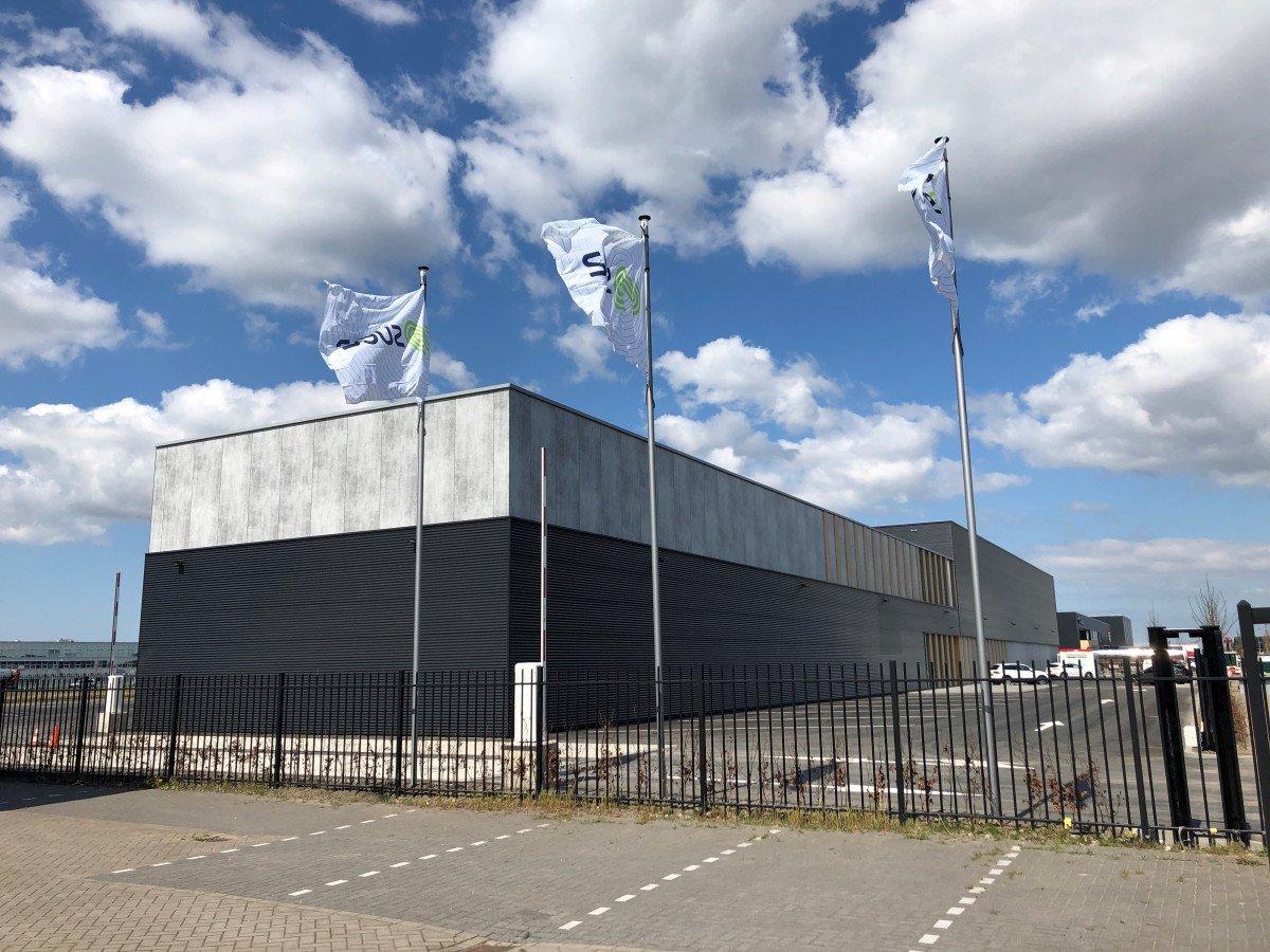 Nieuwe op- en overslag locatie SUEZ opgeleverd door Heembouw