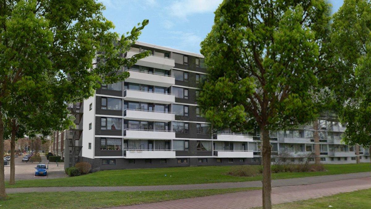Heembouw verduurzaamt 90 seniorenwoningen in Rijswijk voor Vidomes