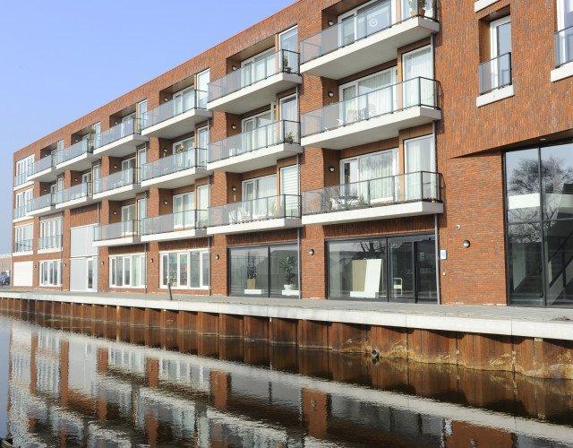 Nieuwbouw appartementencomplex Noorderstaete Roelofarendsveen