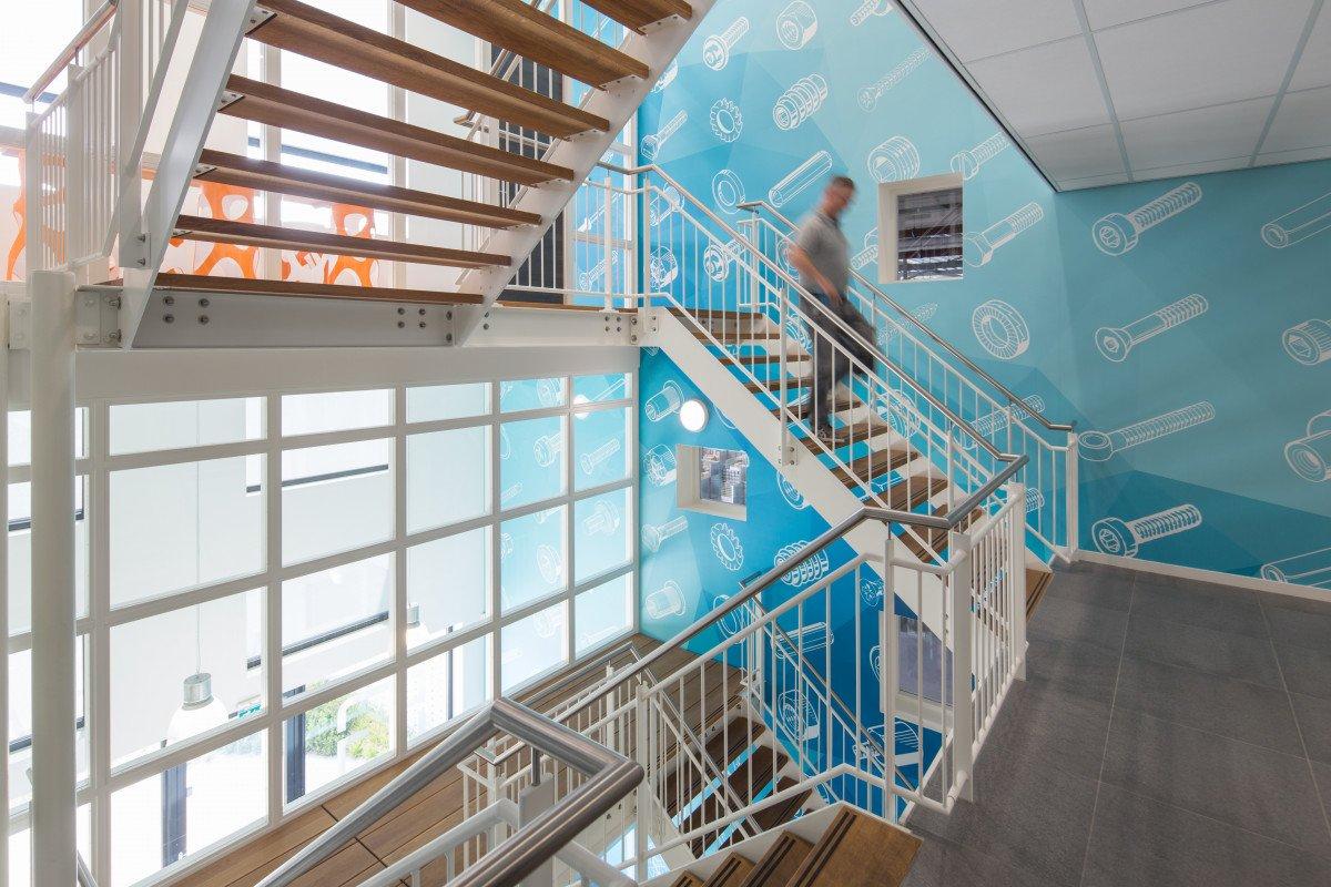 Nieuwe huisvesting groothandel Jeveka Almere Poort