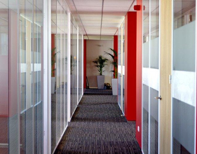 Renovatie hoofdkantoor Keppel Verolme Rotterdam Botlek