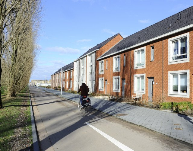 Nieuwbouw 46 woningen Hoge Weide Utrecht