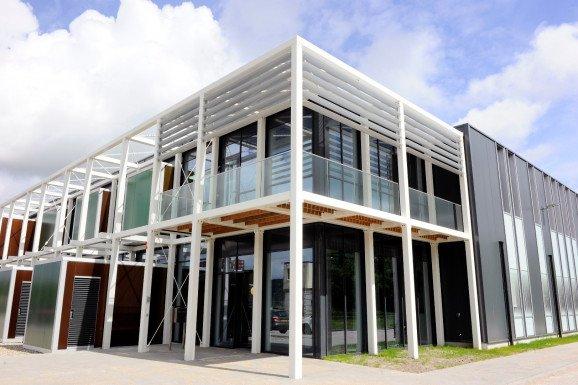 Nieuwbouw laboratorium TNO EMB Lab Delft