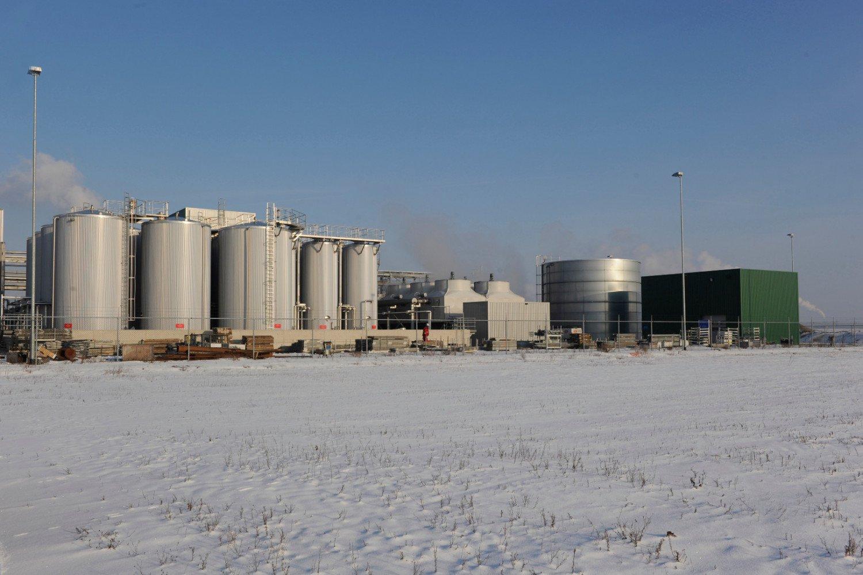 Nieuwbouw productielocatie Erca Gruppo Moerdijk