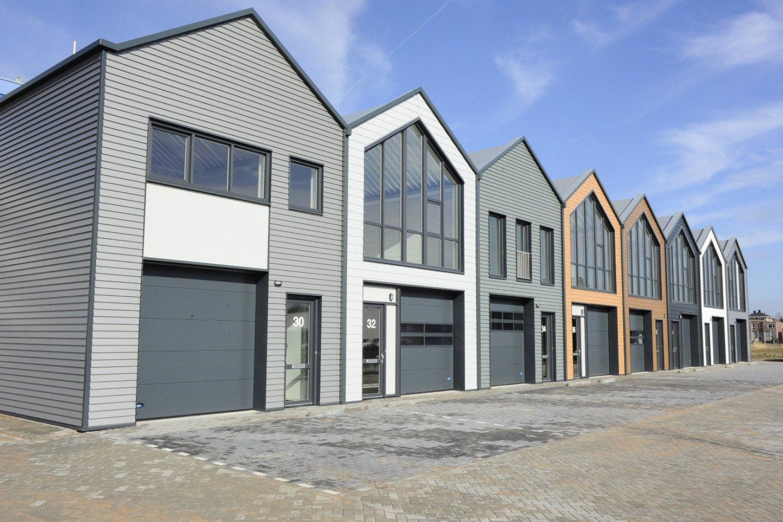 Bedrijfsunits bedrijfsverzamelgebouw Harbour Village Rijswijk