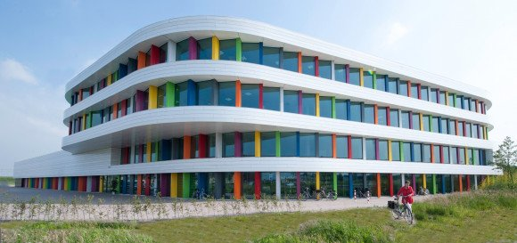 Huisvesting kantoor NBD Biblion Zoetermeer