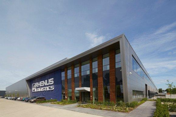 Nieuwbouw Distributiecentrum Rhenus Logistics Son en Breugel