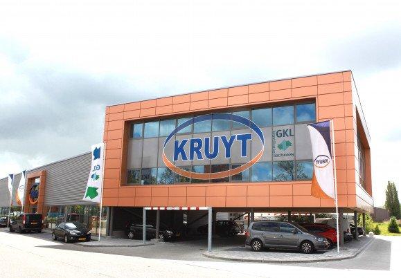 Nieuwbouw bedrijfsruimte Kruyt/Polvo