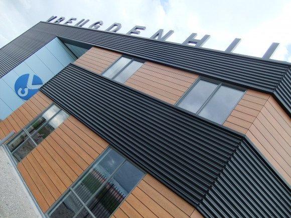 Realisatie bedrijfspand Takel- en Bergingsbedrijf Vreugdenhil Den Hoorn