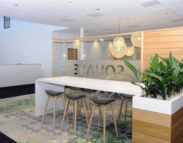Nieuwbouw kantoor met laboratorium Koppert Biological Systems