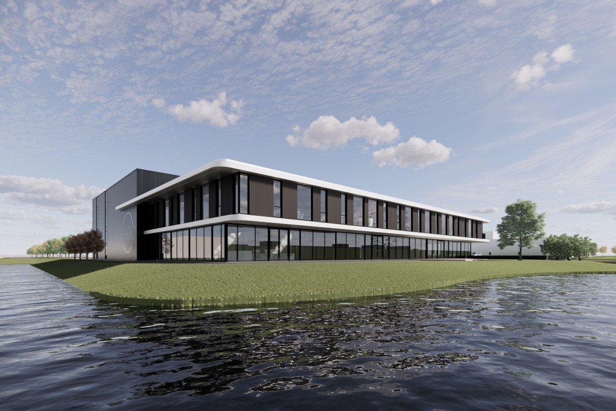 Ontwerp Studio Anneloes door Heembouw Architecten