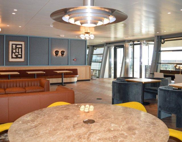 World Trade Center Schiphol Airport verbouwing kantoren