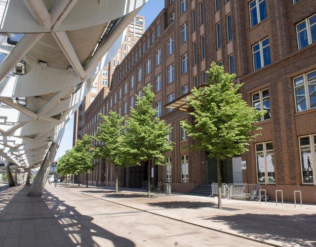 Duurzame en circulaire renovatie van het Centre Court in Den Haag