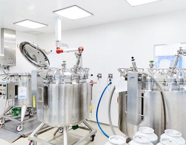Nieuwe productielocatie voor Produlab Pharma