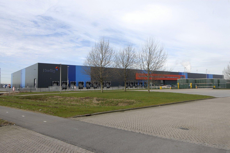 Nieuwbouw Distributiecentrum Van der Helm Moerdijk
