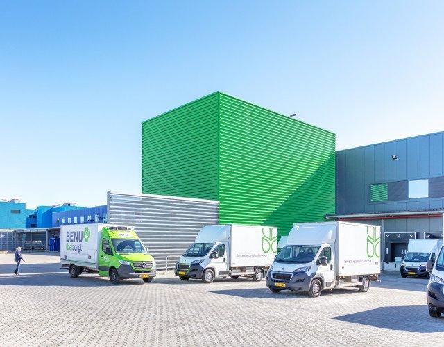 Uitbreiding Brocacef Eindhoven