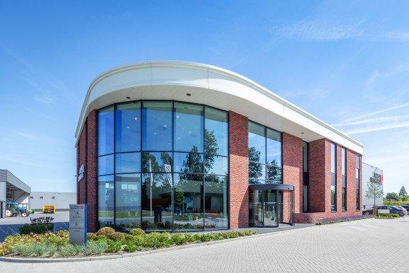 Nieuwe bedrijfshuisvesting Jano Holding