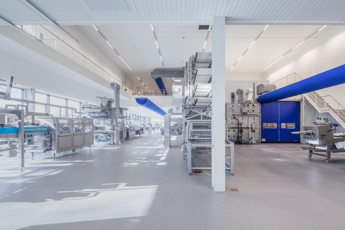Nieuwbouw productiesite Benier
