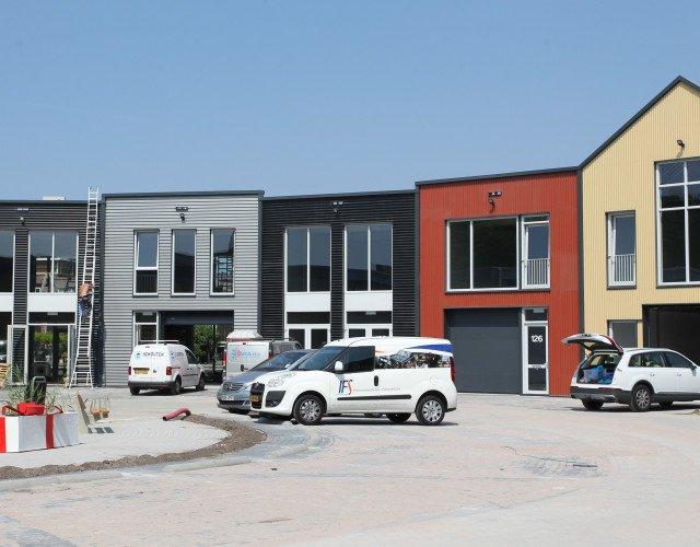 Bedrijfsunits Harbour Village Rijswijk