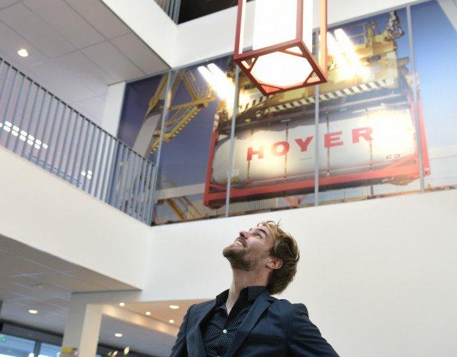 Sander Dekker, senior architect bij Heembouw Architecten